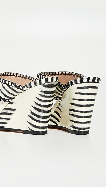 Maryam Nassir Zadeh Talia Thong Sandals