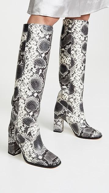 Maryam Nassir Zadeh Roma Boots