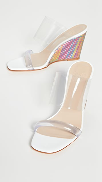 Maryam Nassir Zadeh Olympia Wedge Sandals