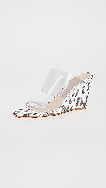 Maryam Nassir Zadeh Olympia Wedge Sandals