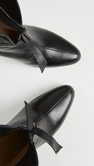 Maryam Nassir Zadeh Kierra 靴子
