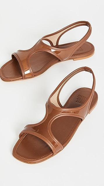 Maryam Nassir Zadeh Corazon Sandals