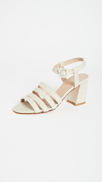 Maryam Nassir Zadeh Palma High Sandals