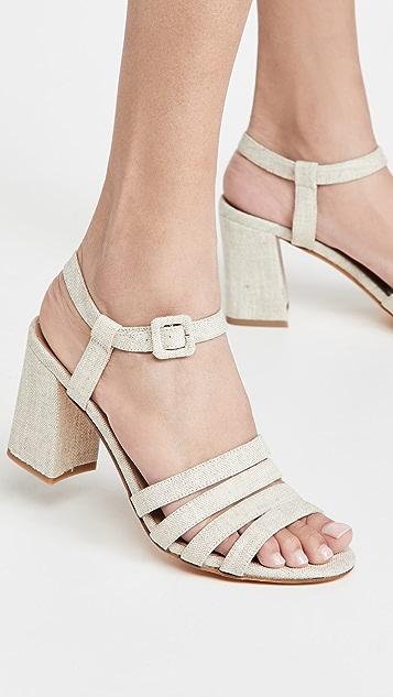 Maryam Nassir Zadeh Palma High 凉鞋