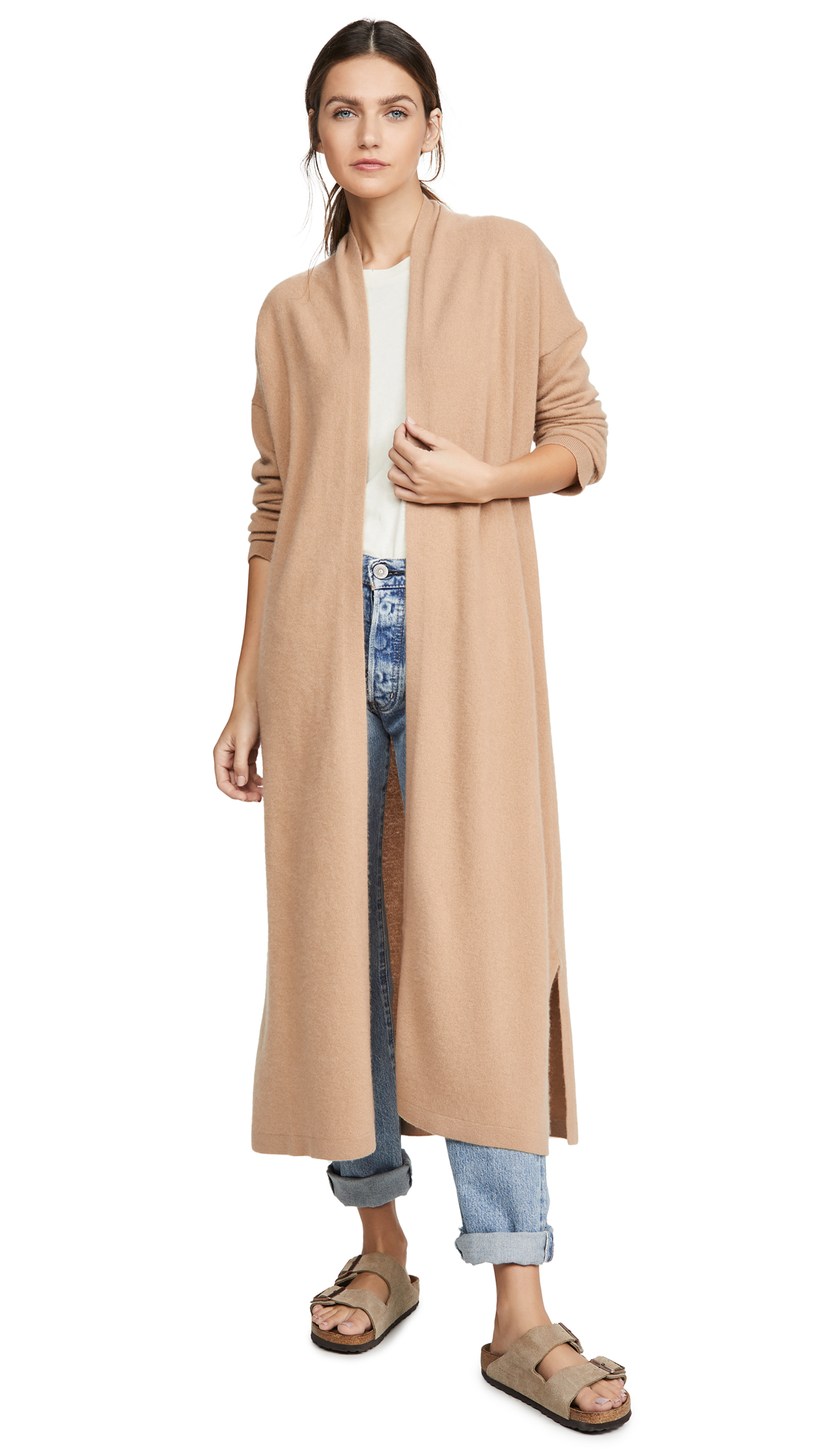 Naadam Long Cashmere Robe