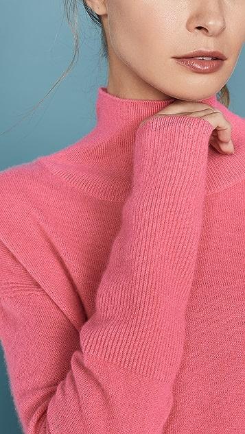 Naadam 落肩开司米羊绒针织衫
