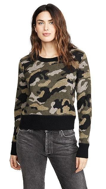 Naadam Камуфляжный кашемировый пуловер
