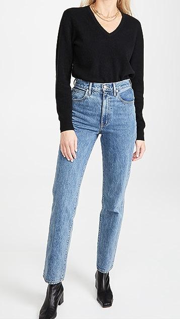 Naadam Cashmere V Sweater