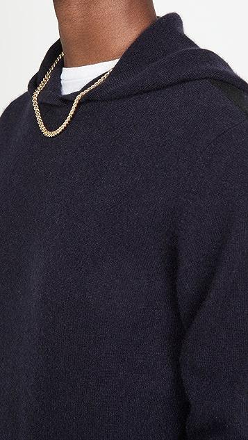 Naadam 开司米羊绒短款连帽上衣