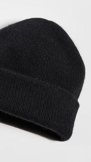 Naadam 开司米羊绒双层毛线帽