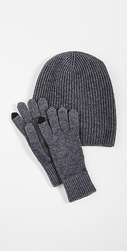Naadam - Hat and Gloves Set