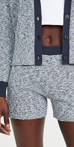 Naadam - High Waisted Shorts