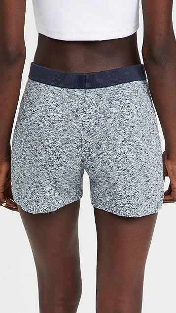 Naadam High Waisted Shorts