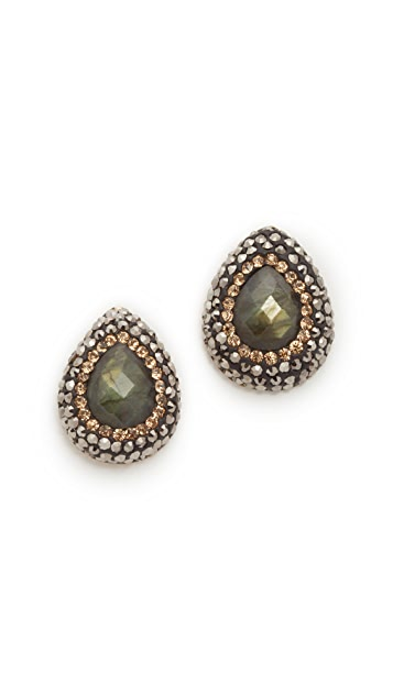 Native Gem Everyday Stud Earrings