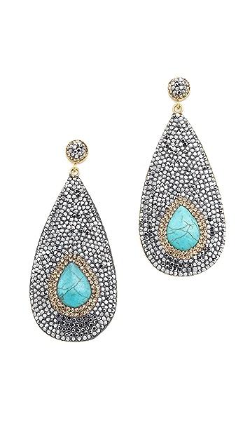 Native Gem Jupiter Earrings