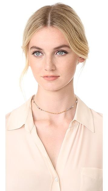 Native Gem Gatsby Midi Sequin Choker Necklace
