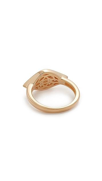 Native Gem Evil Eye Ring