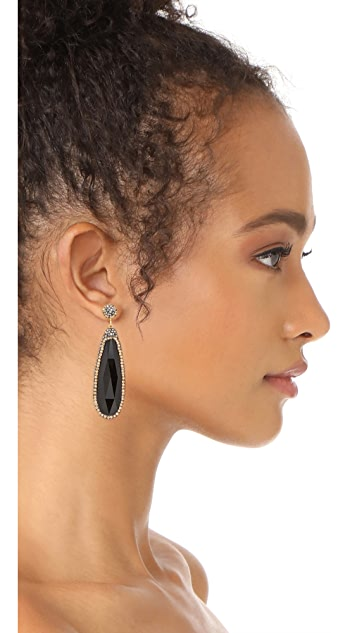 Native Gem Black Everything Earrings
