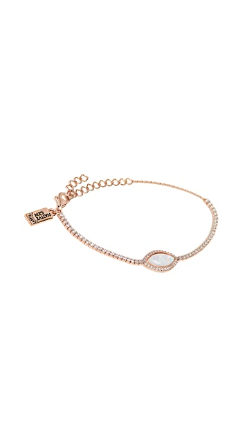 Native Gem 14k Rose Gold Vermeil Bracelet