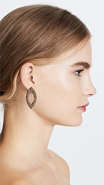 Native Gem Marquis Ilume Earrings