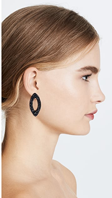 Native Gem Marquis Ilume Earrings