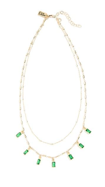 Native Gem Eden Layer Necklace