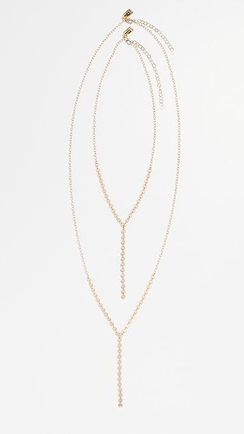 Native Gem Zipper Necklace Set dWdNJ