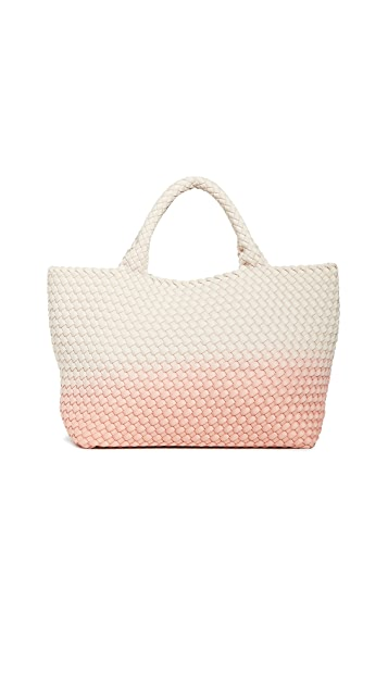 Naghedi St Barths Dip Dyed Small Tote