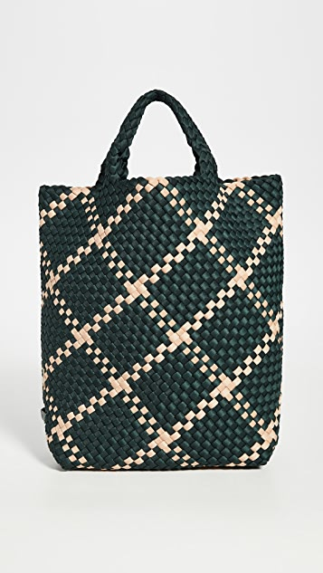 Naghedi Объемная сумка с короткими ручками для покупок St Barths