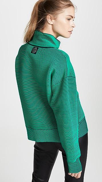 NAGNATA Ribbed Sweater