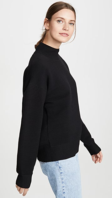NAGNATA Rib Sweater