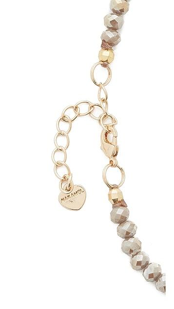 Nakamol Coco Tassel Necklace