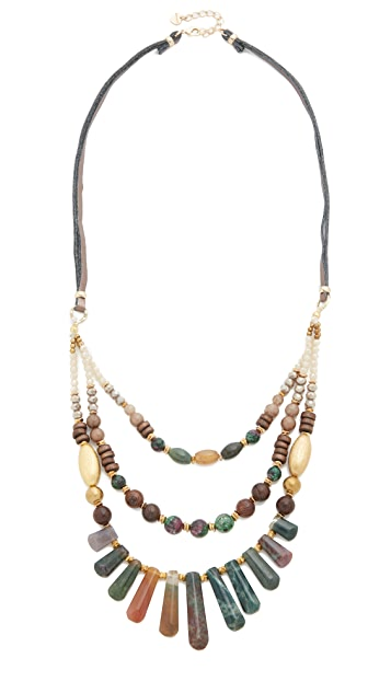 Nakamol Gabby Statement Necklace