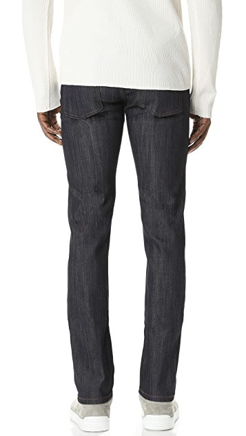 Naked & Famous Skinny Guy Jeans in Raw Stretch Denim