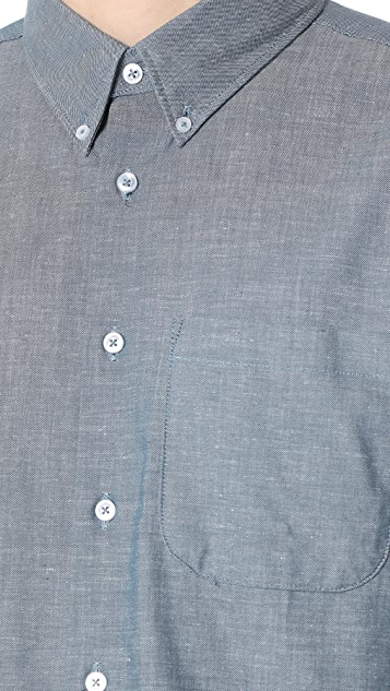 Naked & Famous Chambray Shirt