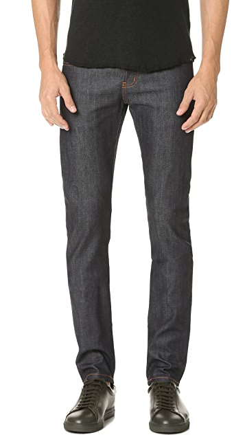 Naked & Famous Super Skinny Guy 11oz Stretch Selvedge Jeans
