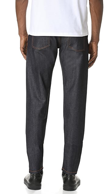 Naked & Famous Easy Guy - 11oz Stretch Selvedge Jeans
