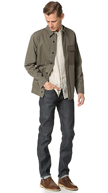 Naked & Famous Weird Guy Cowboy Selvedge Jeans