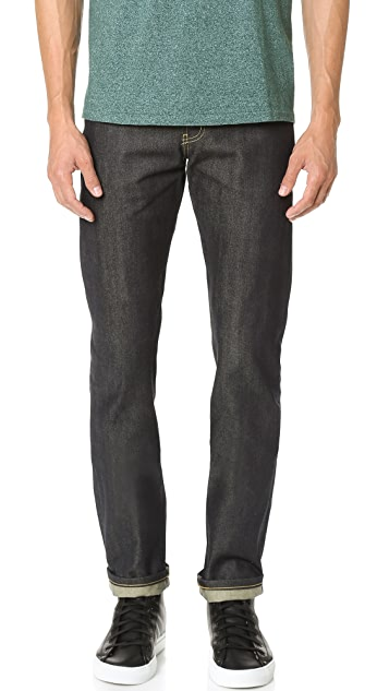 Naked & Famous Kevlar Blend Weird Guy Selvedge Jeans