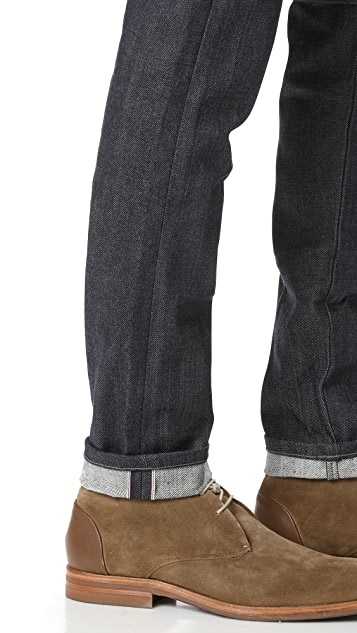 Naked & Famous Super Guy - Indigo Selvedge Jeans