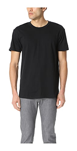 Naked & Famous - Short Sleeve Circular Knit T-Shirt
