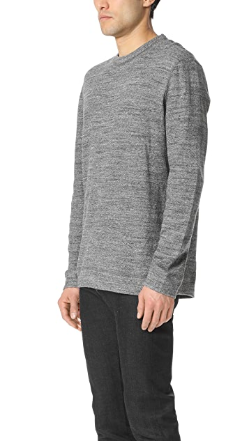 Naked & Famous Long Sleeve Double Faced Shirt