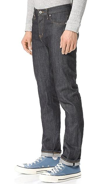 Naked & Famous Skinny Guy - Left Hand Twill Selvedge Jeans