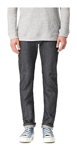 Naked & Famous - Skinny Guy - Left Hand Twill Selvedge Jeans