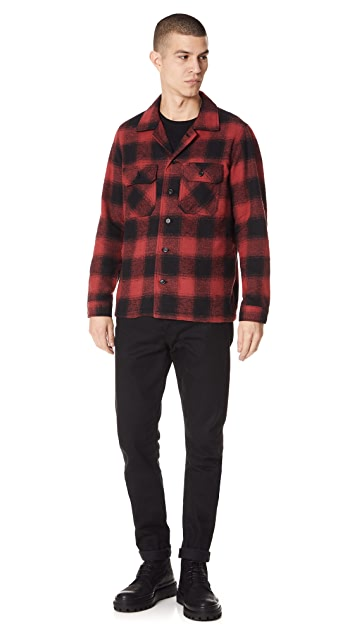 Naked & Famous Buffalo Check Workshirt