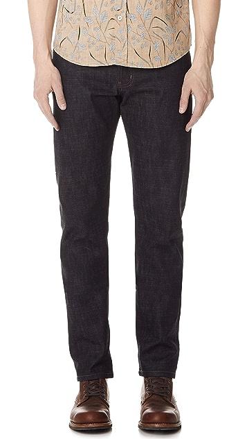 Naked & Famous 10th Anniversary Selvedge Denim Jeans