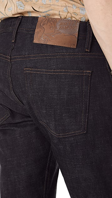 Naked & Famous 10th Anniversary Selvedge Denim Jeans