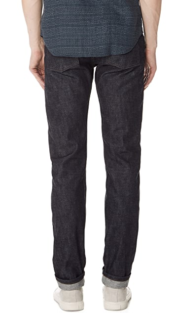 Naked & Famous Chinese New Year Selvedge Denim Jeans