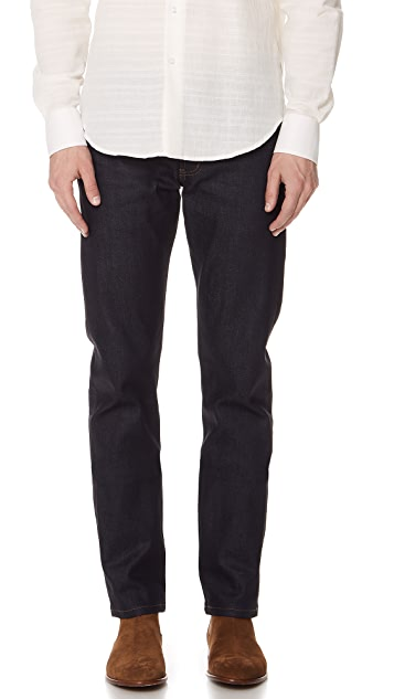 Naked & Famous Weird Guy - Nightshade Stretch Selvedge Jeans