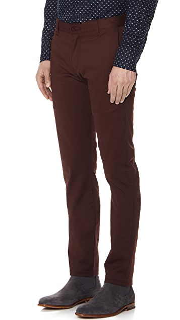 Naked & Famous Slim Chinos